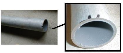 鋼管(塩ビライニング鋼管)